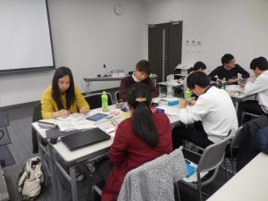 第14回ALC1日目 アワーズイン阪急にて